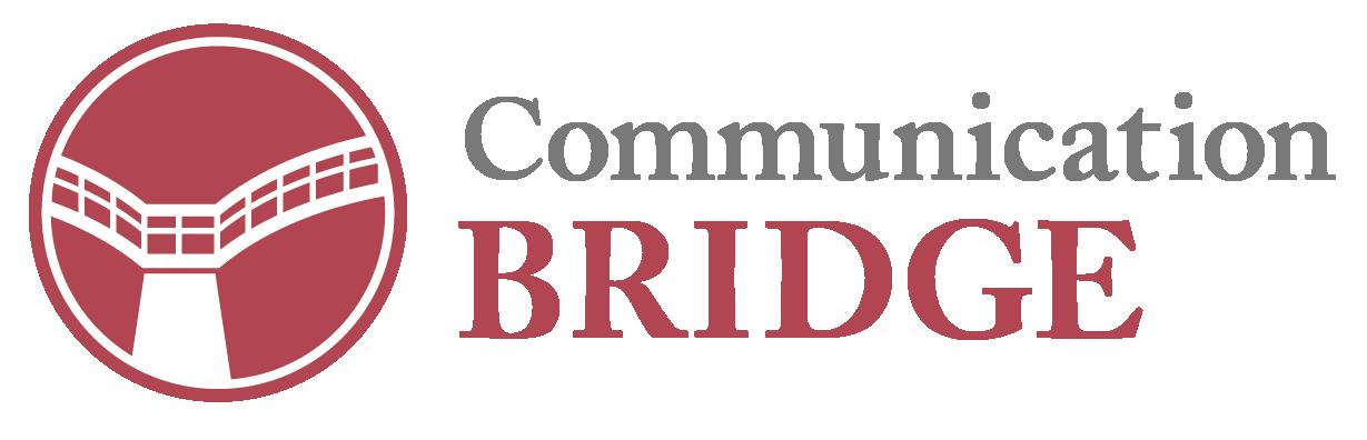 コミュニケーション・ブリッジロゴデータ