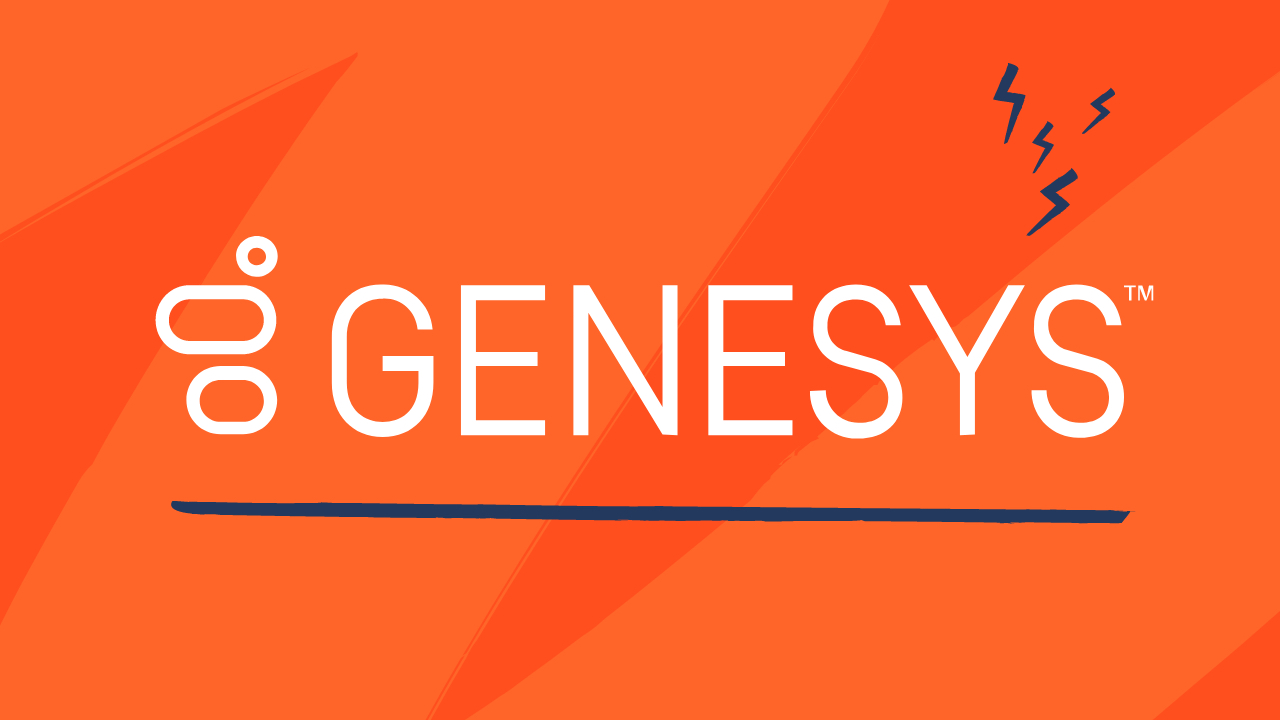 Cloud Log in   Genesys