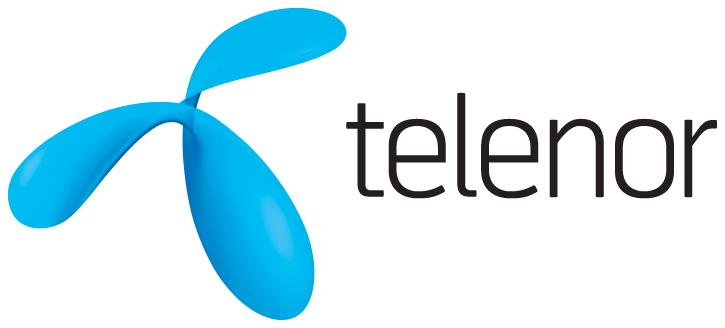 Telenor Company Logo