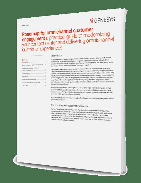 Genesys roadmap omnichannel customer engagement wp 3d en