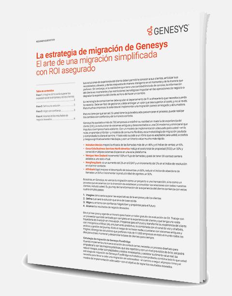 [genesys prescriptive migration] [ex] 3d {es] 1