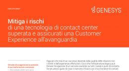 criteri per consolidare la tecnologia di call center