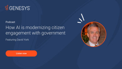 How AI is modernizing citizen engagement with government