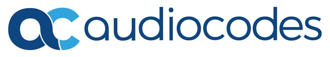 Audiocodes new logo