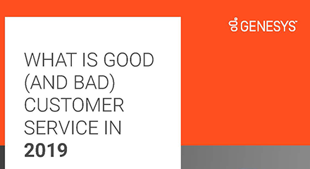 What is Good and Bad Customer Service in 2019 APAC