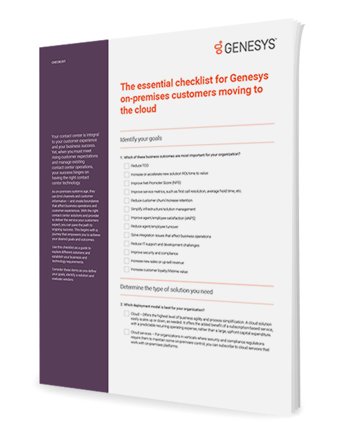 Essential checklist for genesys on premises customers cl en thumbnail kit 3d