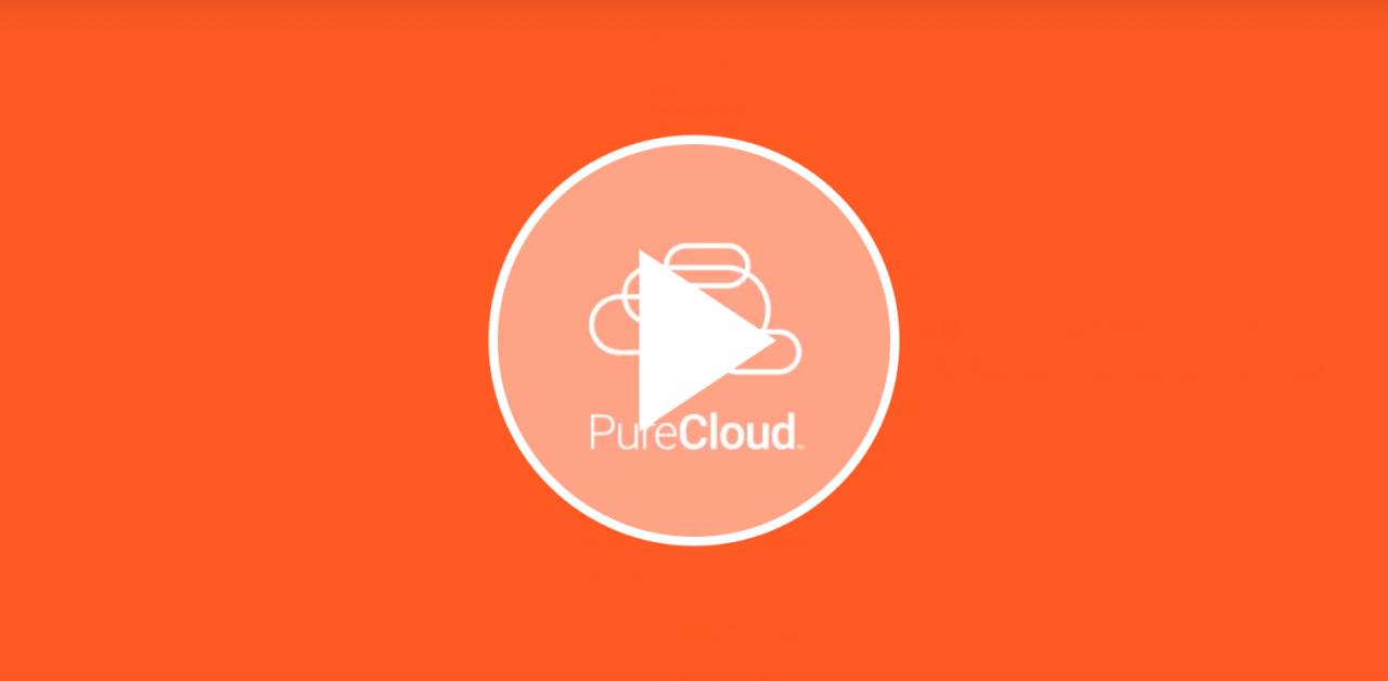 Purecloud video