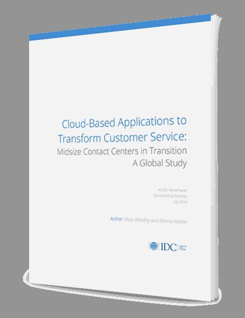 48592eca idc cloud based applications to transform customer service wp 3d es