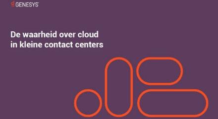 Cloud kleinen contact center nl