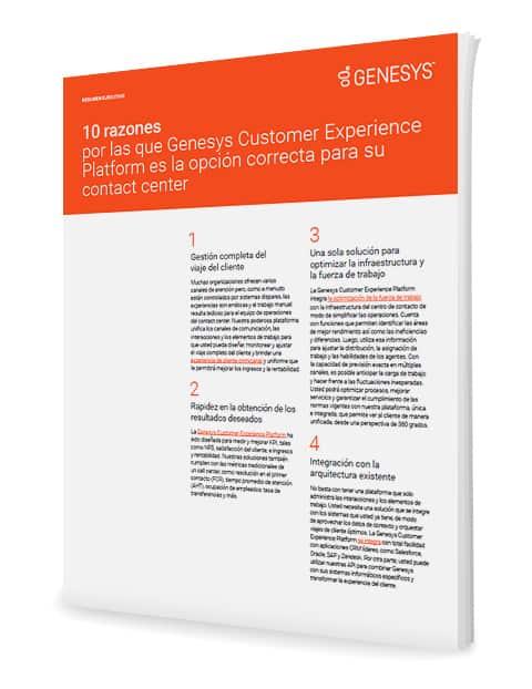 4f509f01 4f509f01 10 reasons why the genesys customer experience ex 3d es