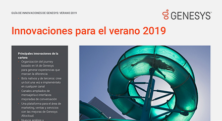 Genesys summer innovations pureconnect flyer resource center es
