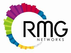 Logo rmg networks color
