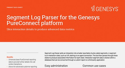Segment log parser resource center en