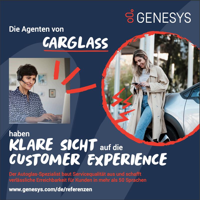 Carglass customer success dach
