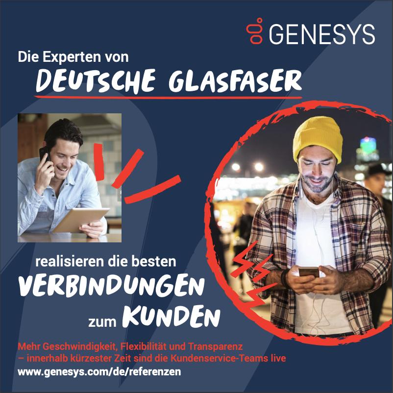 Deutsche glasfaser customer success dach