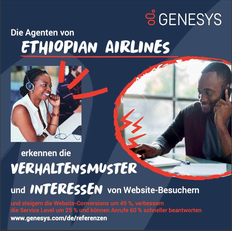 Ethiopian customer success dach