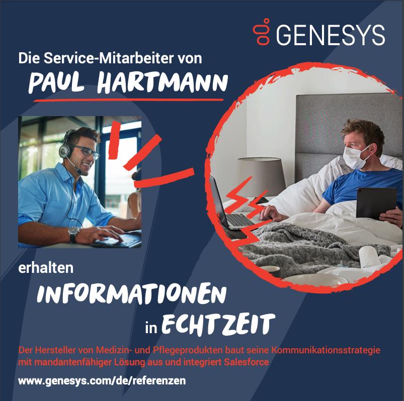 Paul hartmann customer success dach