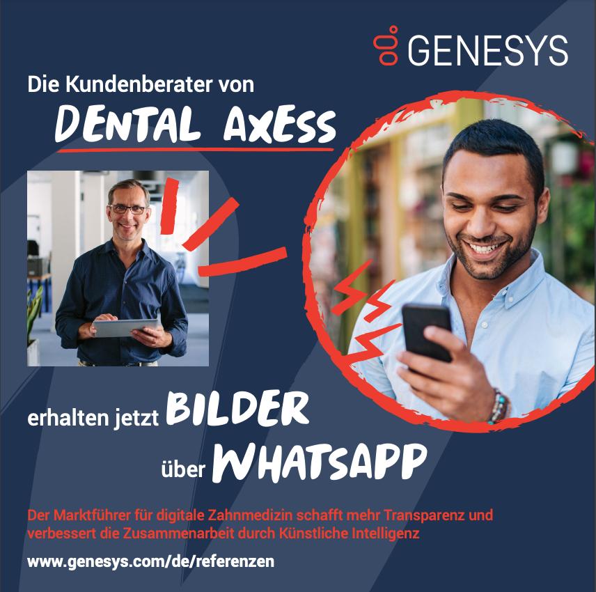Dental axess customer success dach