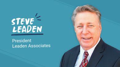 Steve Leaden