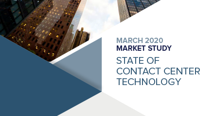 Ccw market study   state of contact centre technology resource center