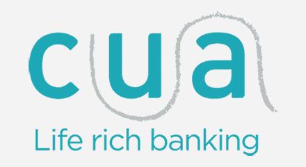 CUA Life Rich Banking logo