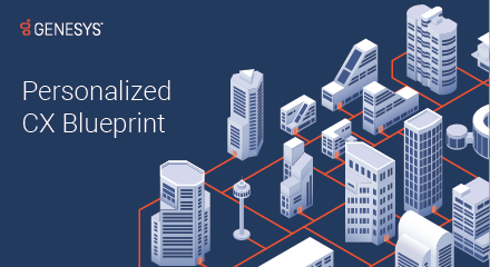 Design the perfect cloud contact center solution with our CX blueprint tool.