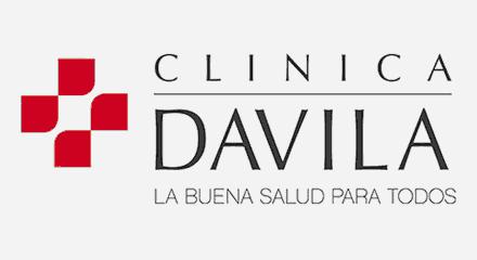 Clinica davila logo