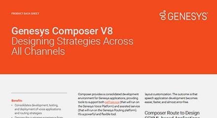 Genesys composer v8