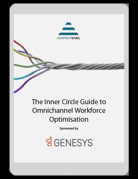 Omnichannel Workforce Optimization