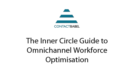 Contactbabel the inner circle guide to omnichannel resource center
