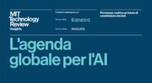 L'agenda globale per l'AI: promesse, realtà e ruolo di intelligenza artificiale e condivisione dei dati