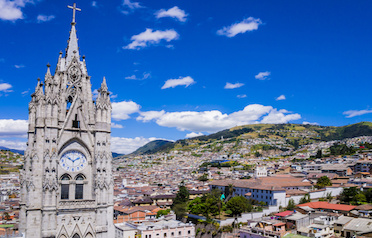 CXTour – Quito, Ecuador