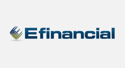 Efinancial logo