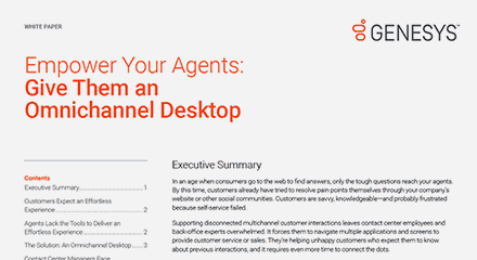 Empower your agents give them an omnichannel desktop wp resource center en