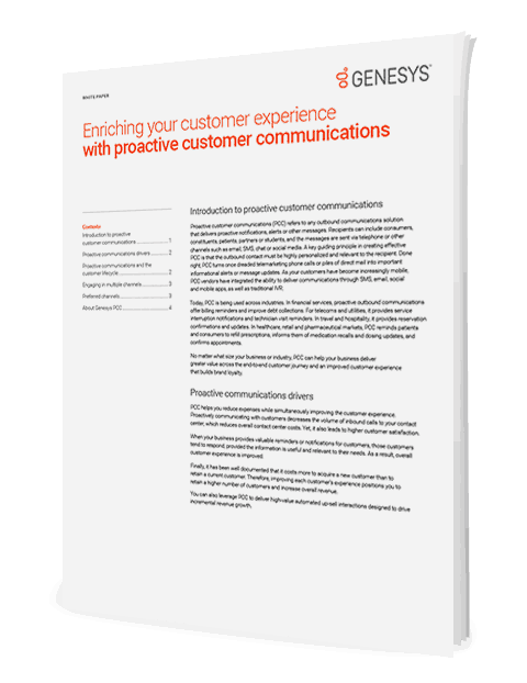 Enriching your customer experience with proactive customer communications wp 3d en
