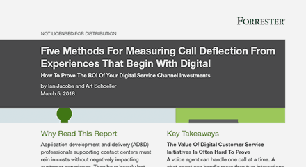 Five methods for measuring call deflection from experiences that begin with digital wp resource center en