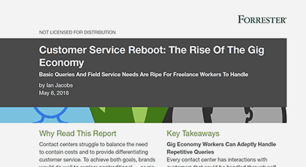 Forrester customer service reboot wp resource center en