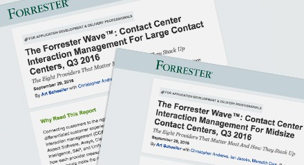 Forrester waves rp resource center na