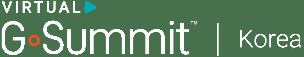 Virtual G-Summit Korea
