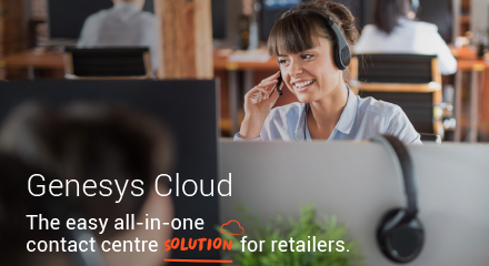Genesys cloud  the secure, all in one contact centre solution for retailers rc 440x240px