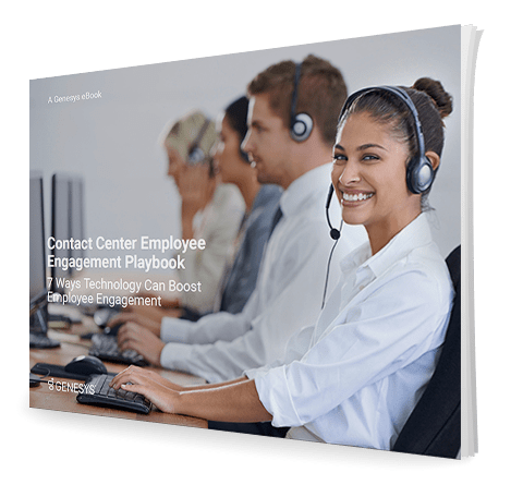 Genesys contact center employee engagement playbook eb 3d en