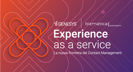 Genesys experience as a service 2