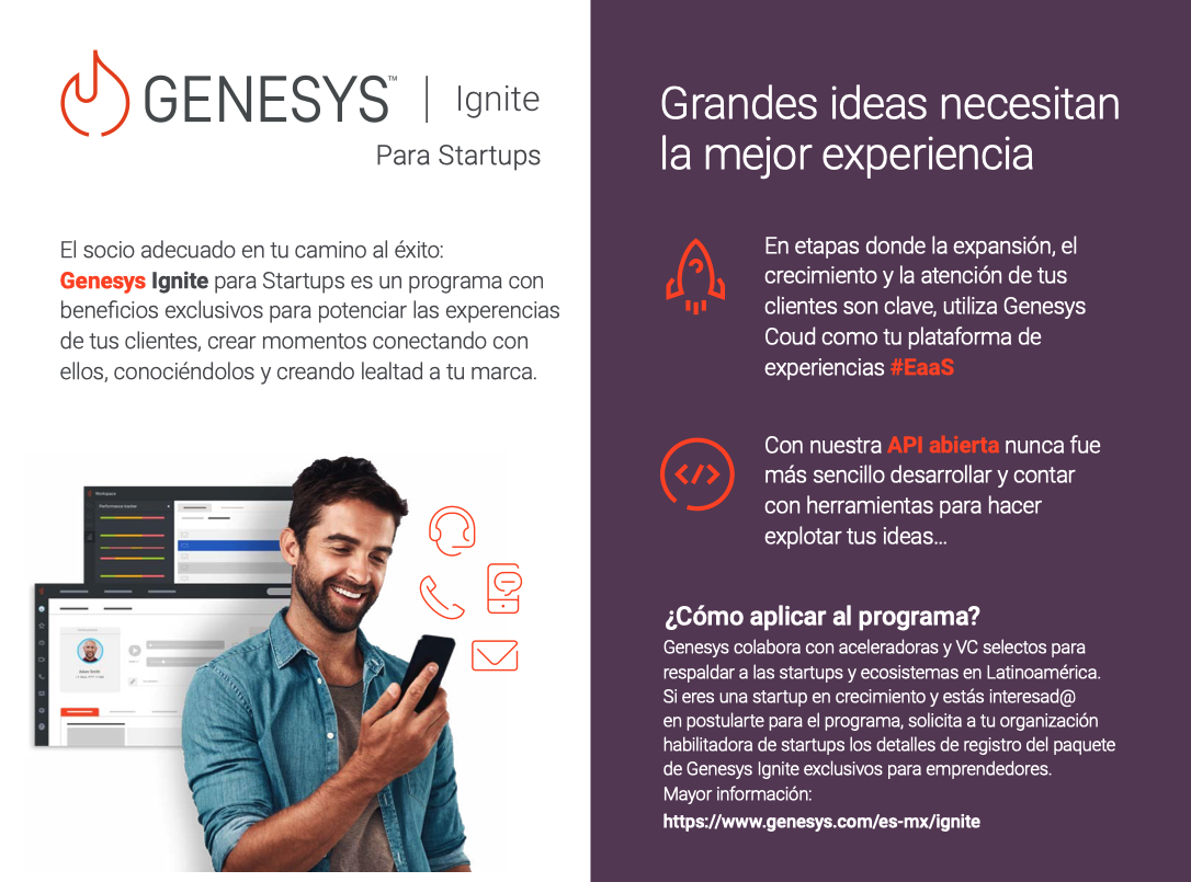 Genesys ignite brochure