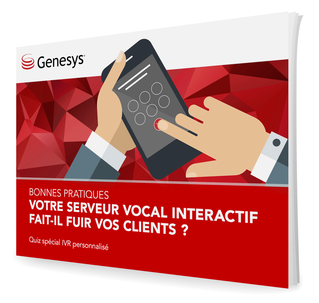 Genesys is ivr driving your customers ebook landscape 3d lp fr