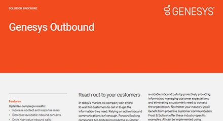 Genesys outbound sb resource center en