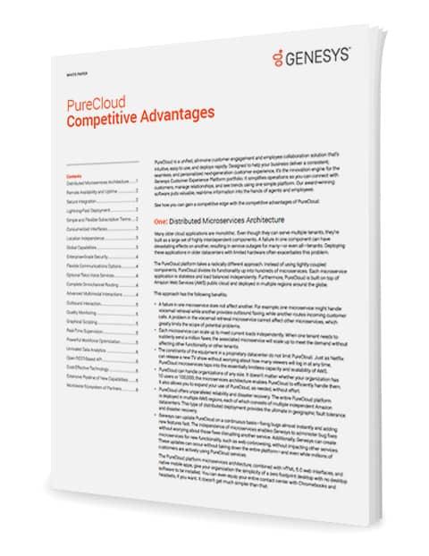Genesys purecloud competitive advantages wp 3d en