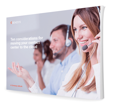 Genesys ten considerations contact center cloud eb 3d en