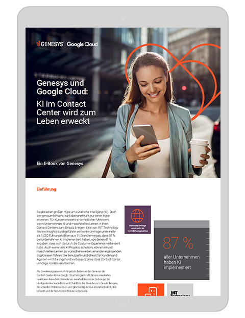 Genesys and google eb paper tablet de