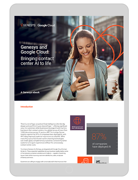 Genesys and google eb paper tablet en