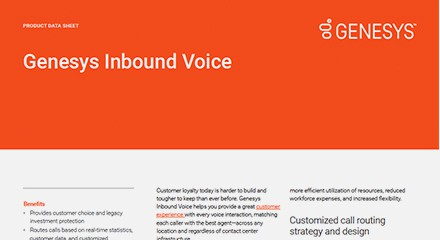 Genesys inbound voice ds resource center en